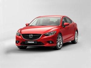 Mazda 6 2012–15 III GJ