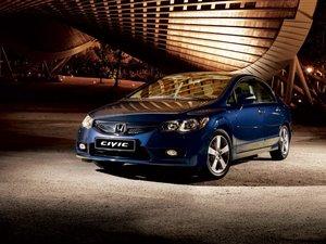 Honda Civik 2008–2011 VIII Рестайлинг