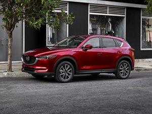 Mazda CX-5 2017–н.в. II
